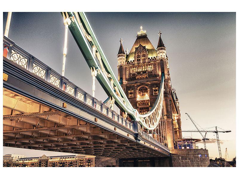 Acrylglasbild Tower Bridge XXL