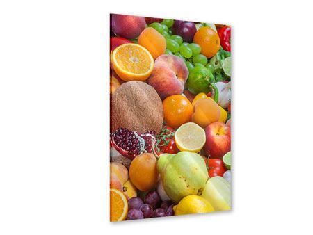 Acrylglasbild Frische Früchte