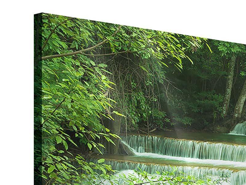 Acrylglasbild 7 Stufen in Thailand