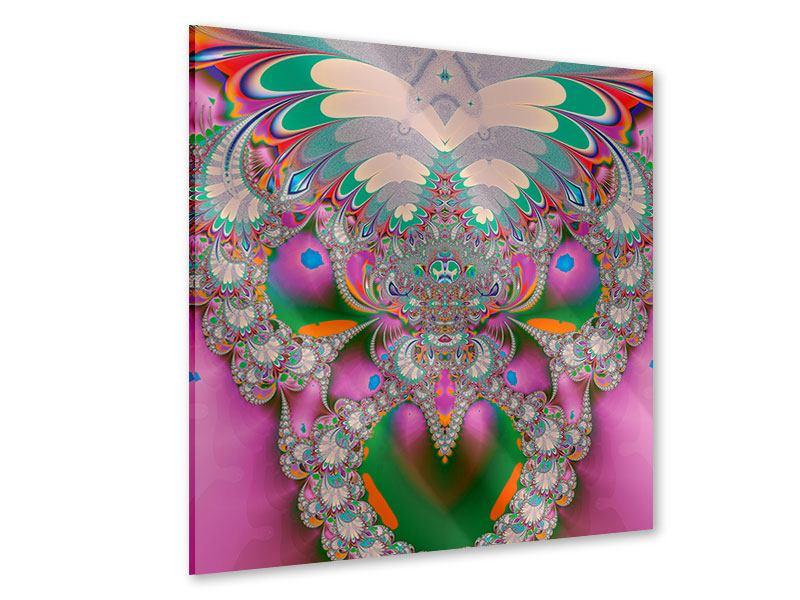Acrylglasbild Fraktal Design