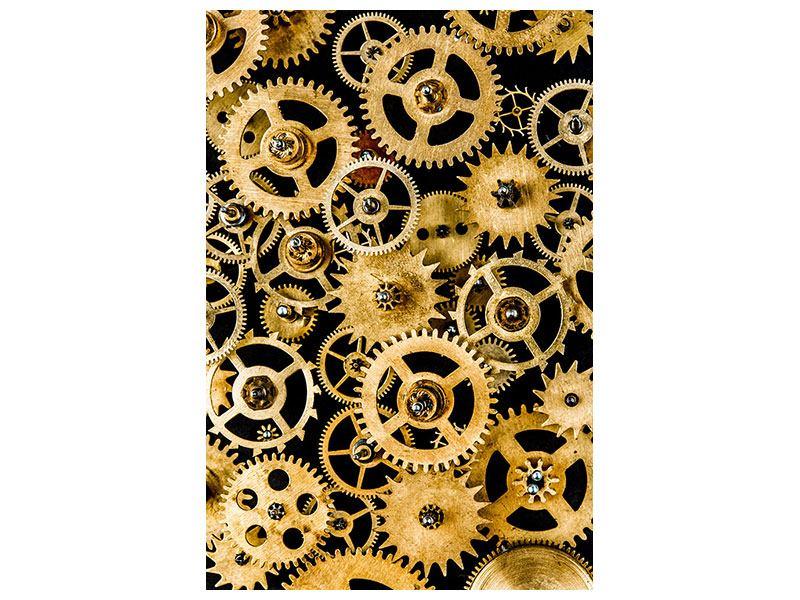 Acrylglasbild Clockwork