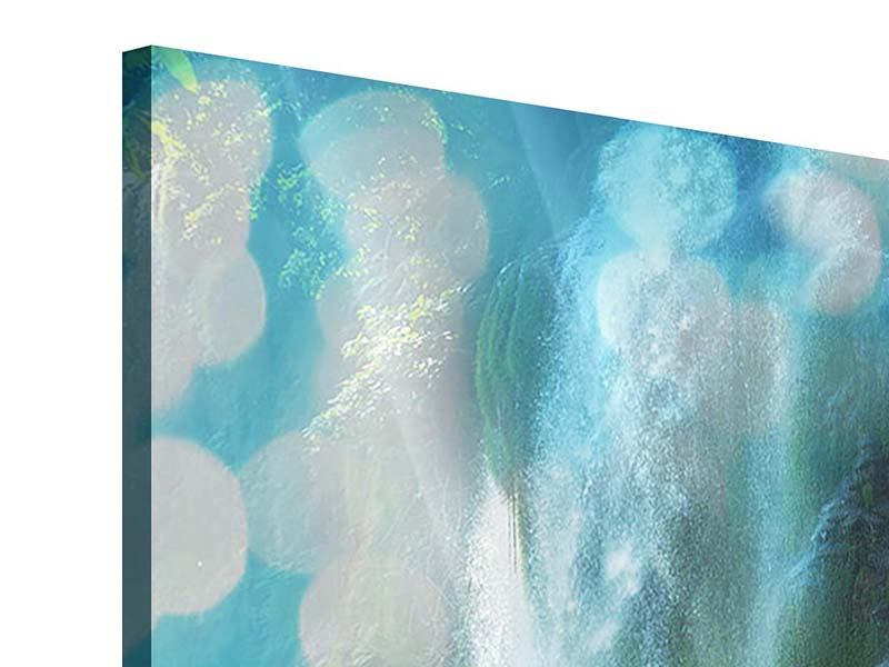 Acrylglasbild Im Wasserfall
