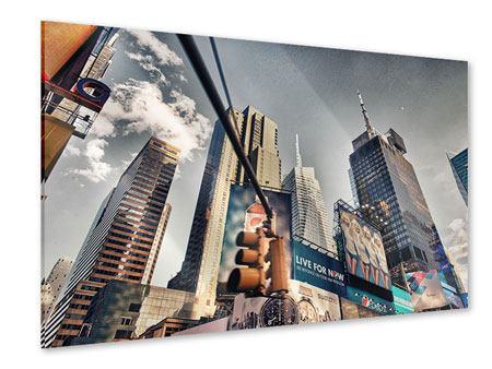 Acrylglasbild Times Square