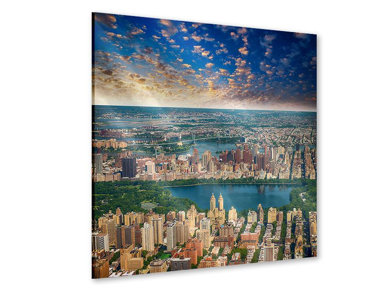 Acrylglasbild New York