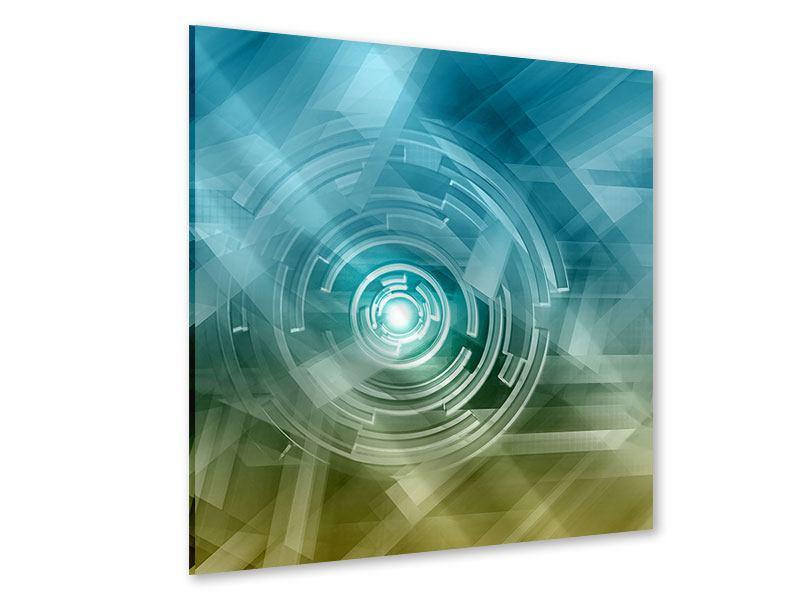 Acrylglasbild Future