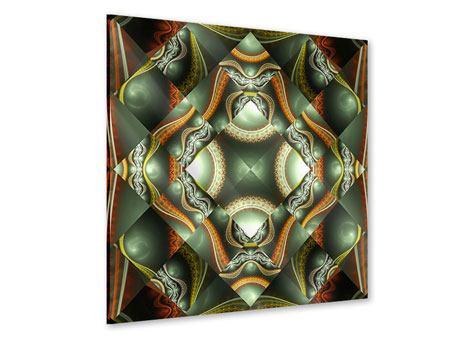 Acrylglasbild Fraktales Bild