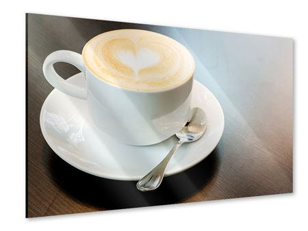 Acrylglasbild Lieblingskaffee