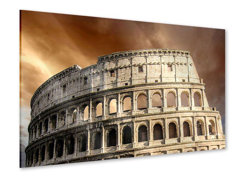 Acrylglasbild Kolosseum Rom