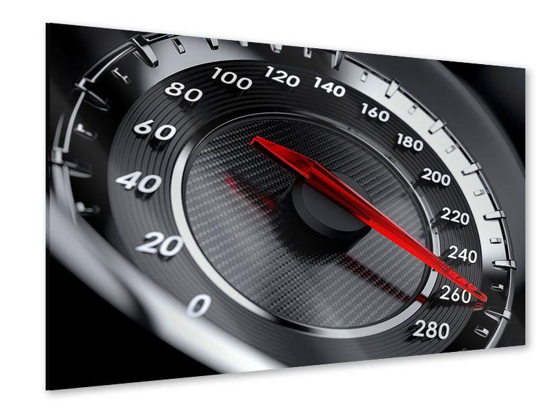 Acrylglasbild Geschwindigkeit