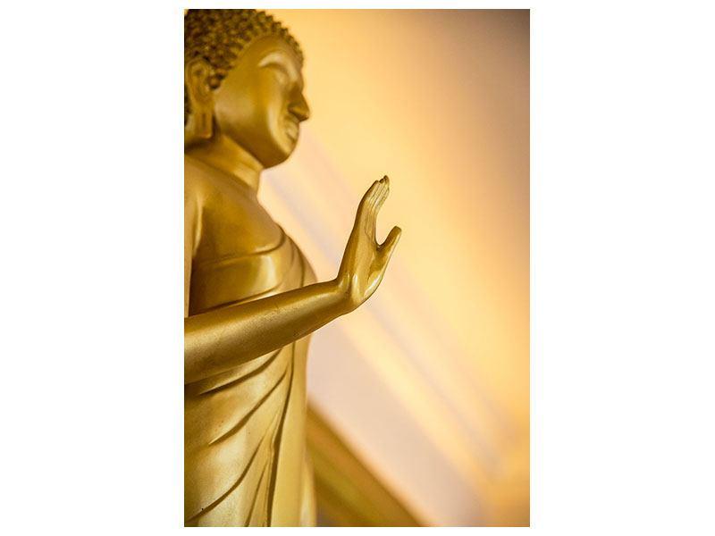 Acrylglasbild Buddha-Statue