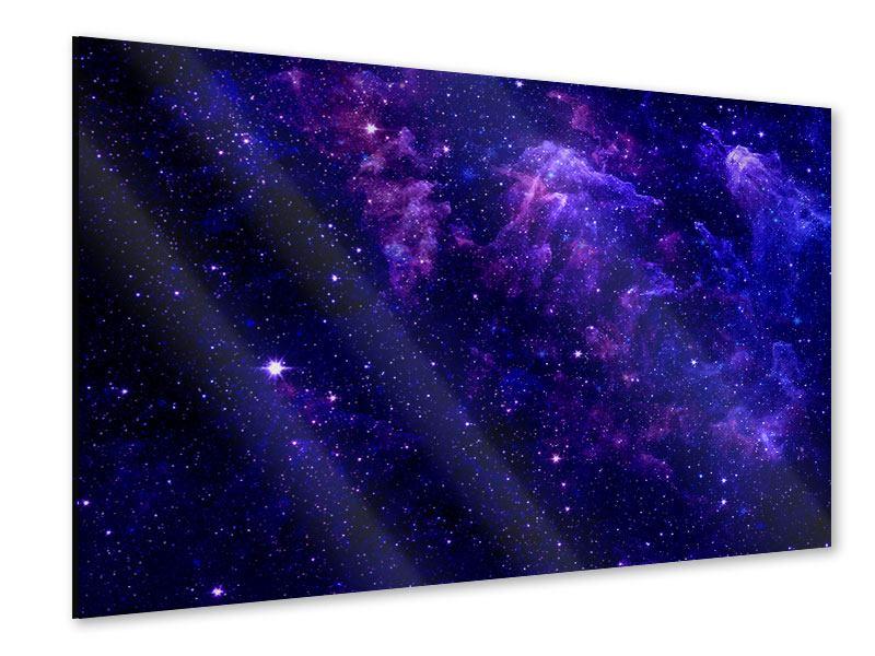 Acrylglasbild Ein Himmel voll Sterne