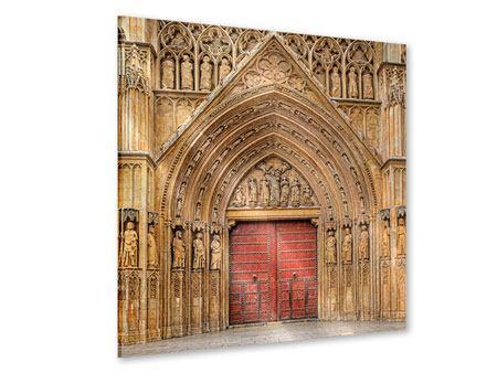 Acrylglasbild Kathedrale von Valencia