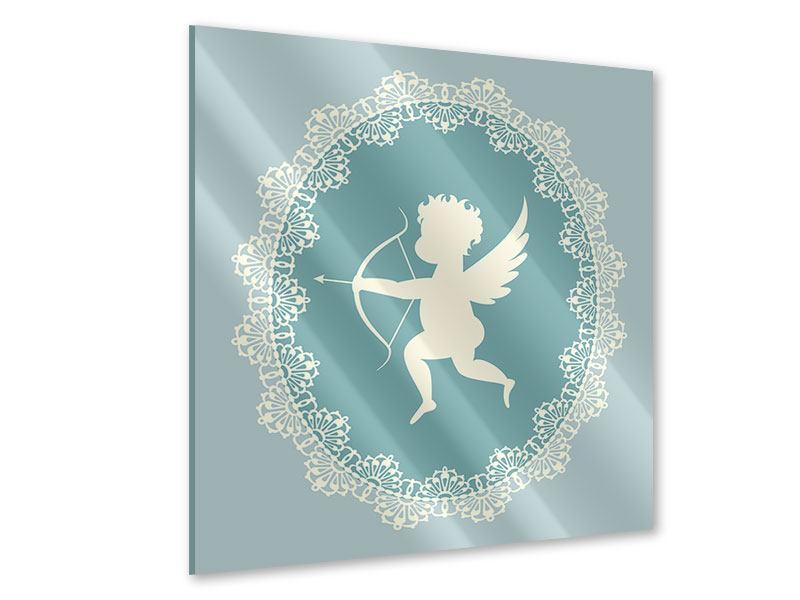 Acrylglasbild Engel Amore