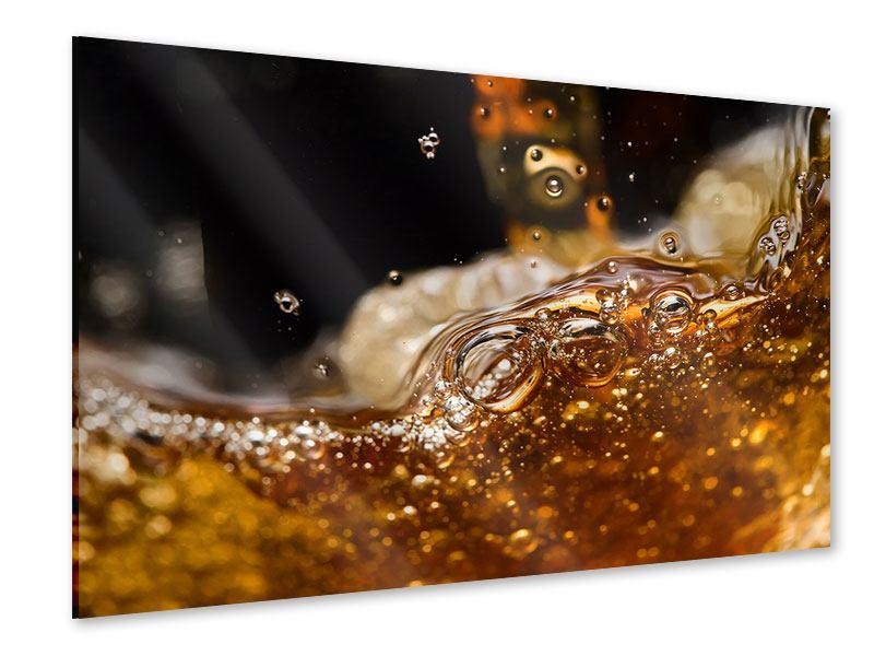 Acrylglasbild Cognac