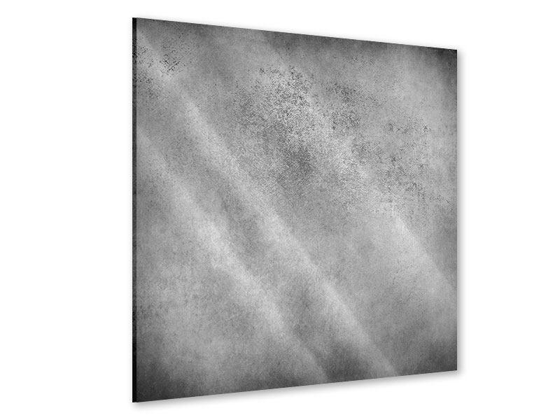 Acrylglasbild Graue Wandschattierungen