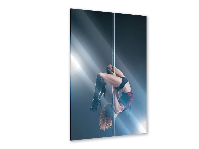 Acrylglasbild Poledance