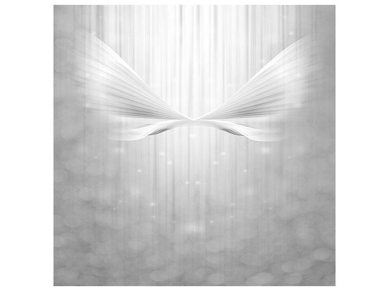 Acrylglasbild Engelsflügel