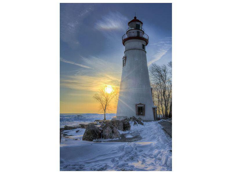 Acrylglasbild Marblehead Leuchtturm