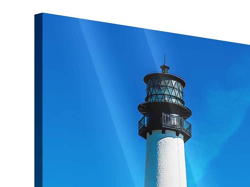Acrylglasbild Leuchtturm