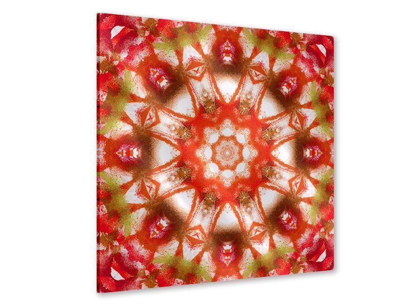 Acrylglasbild Geometrisches Gemälde