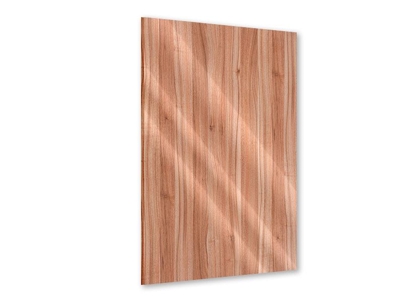 Acrylglasbild Holzdesign