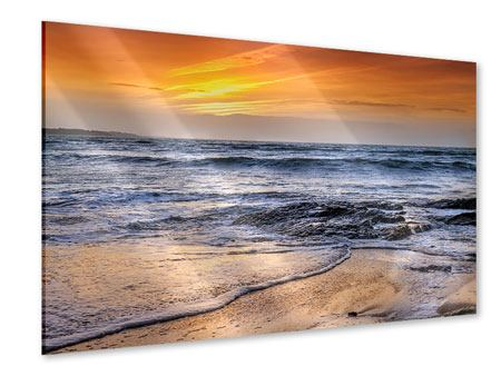 Acrylglasbild Das Meer