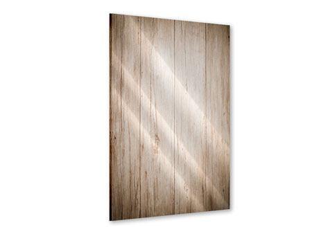 Acrylglasbild Rustico Holz