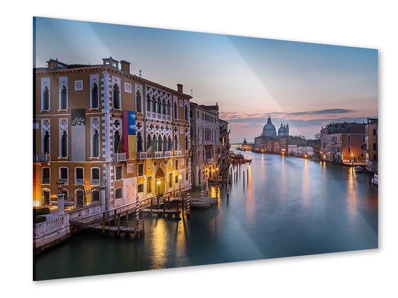 Acrylglasbild Romantisches Venedig