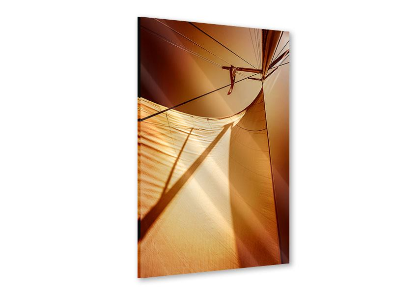 Acrylglasbild Schiffssegel