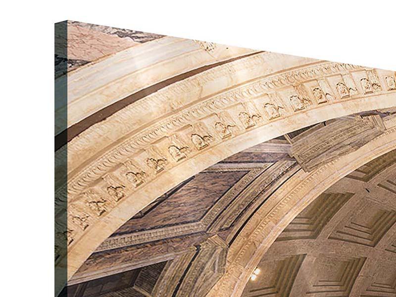 Acrylglasbild 5-teilig Petersdom