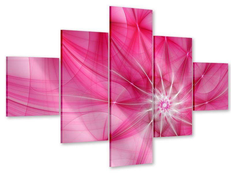 Acrylglasbild 5-teilig Abstrakt Daylight