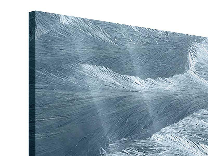 Acrylglasbild 5-teilig Eis