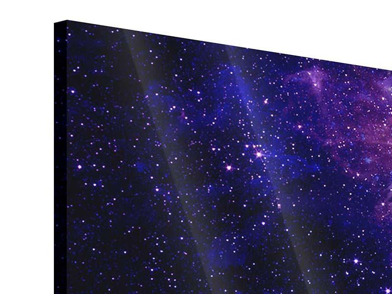 Acrylglasbild 5-teilig Ein Himmel voll Sterne