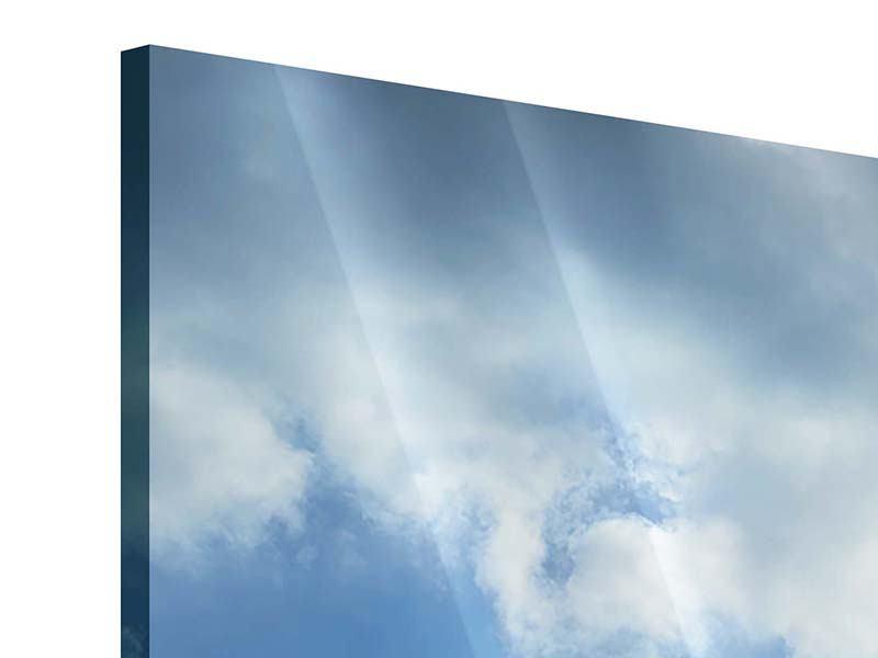 Acrylglasbild 5-teilig modern Himmelshoffnung
