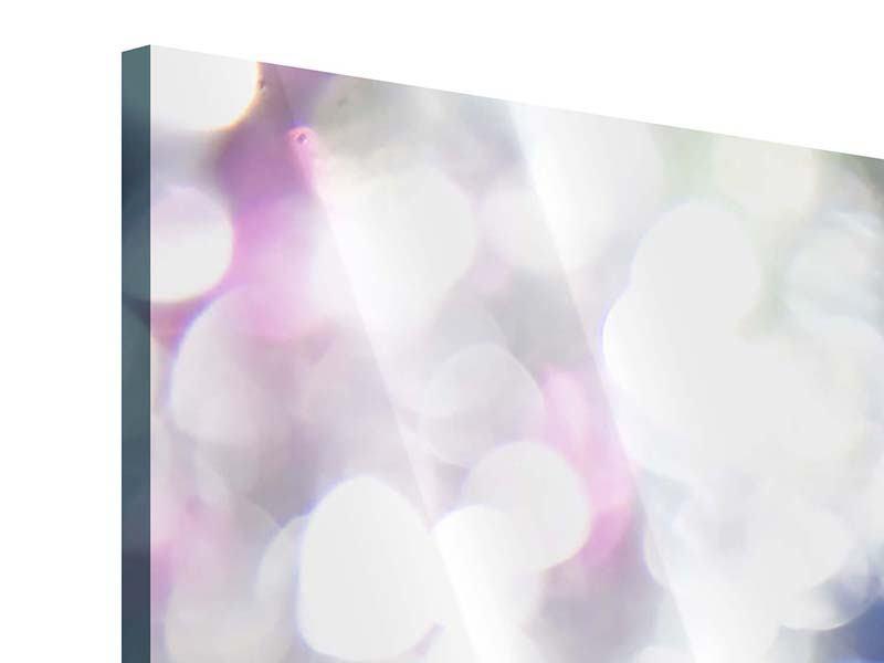 Acrylglasbild 5-teilig modern Abstraktes Licht