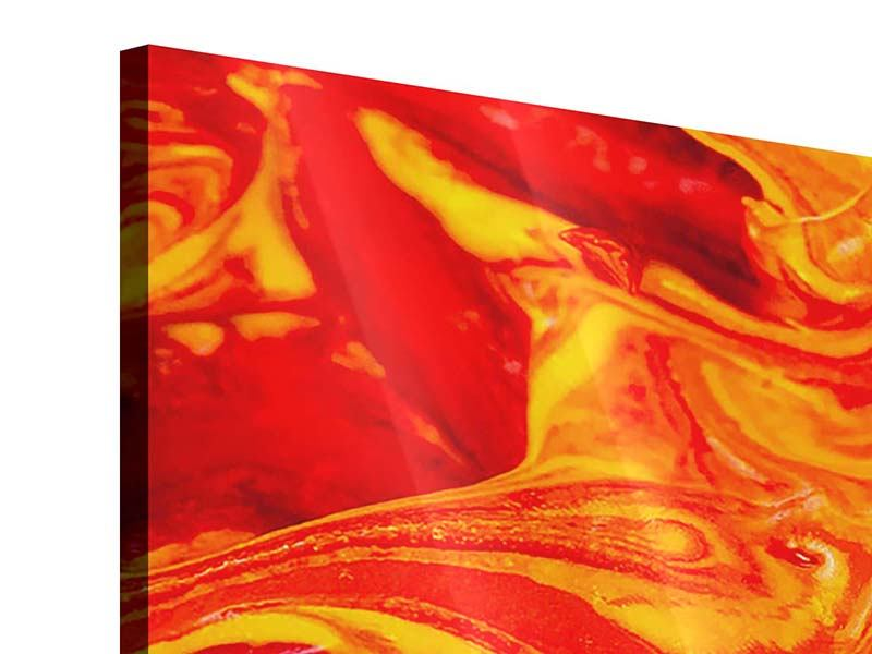 Acrylglasbild 5-teilig modern Wandgemälde