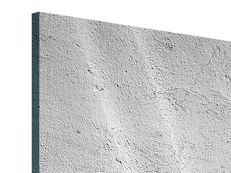 Acrylglasbild 5-teilig modern Beton