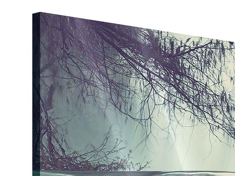 Acrylglasbild 5-teilig modern Wasserfall Mexiko