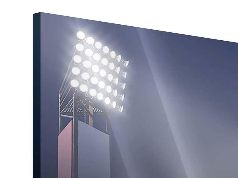 Acrylglasbild 9-teilig Fussballstadion