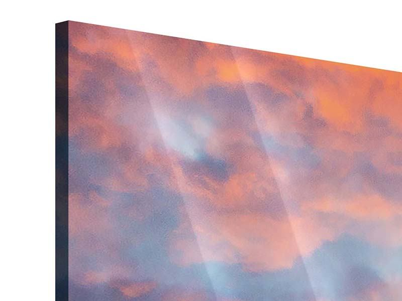 Acrylglasbild 9-teilig Skyline Das Lichtermeer von Sydney
