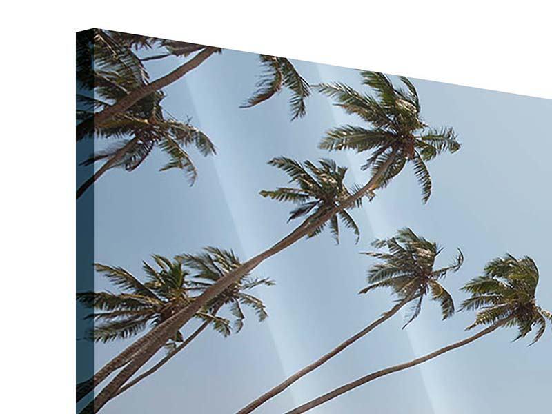 Acrylglasbild 9-teilig Der Fels