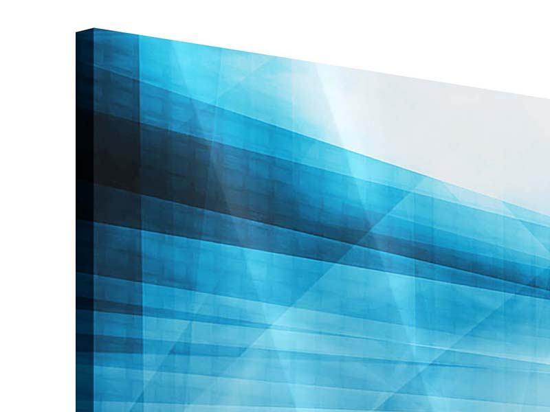 Acrylglasbild 9-teilig Abstrakte Lichtshow