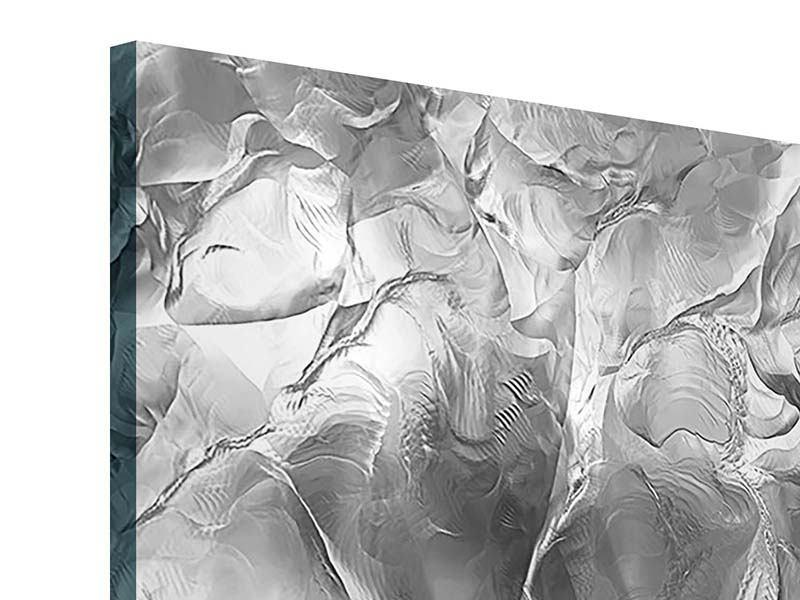 Acrylglasbild 9-teilig Eiswand