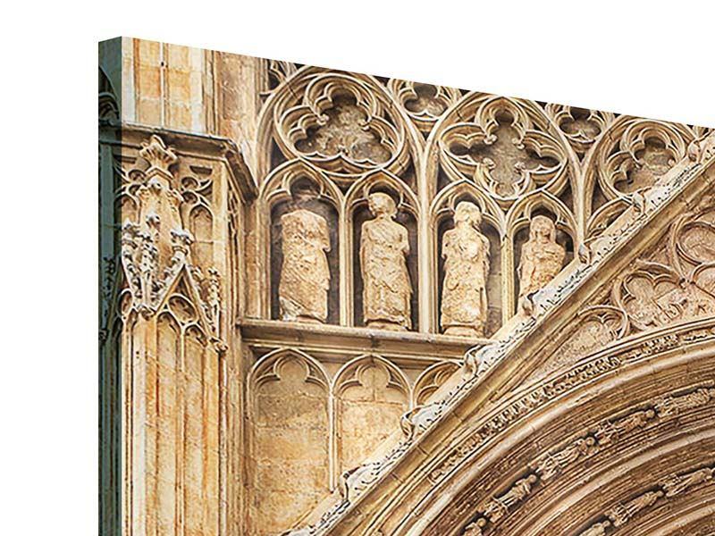 Acrylglasbild 9-teilig Kathedrale von Valencia