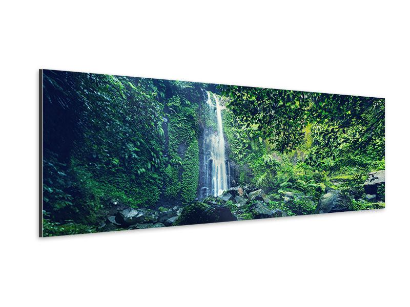 Aluminiumbild Panorama Natur