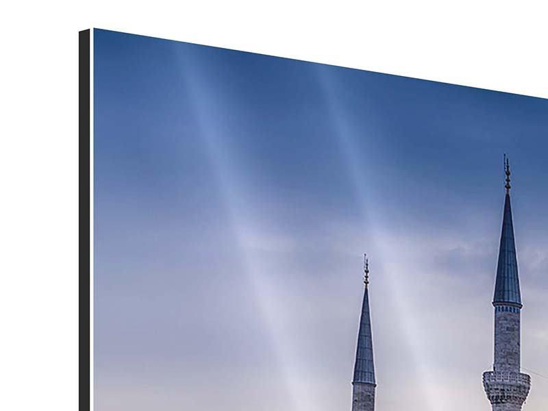 Aluminiumbild Panorama Istanbul