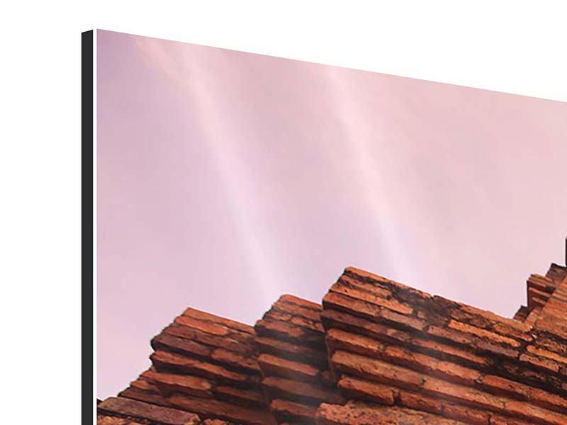 Aluminiumbild Panorama Sukhothai