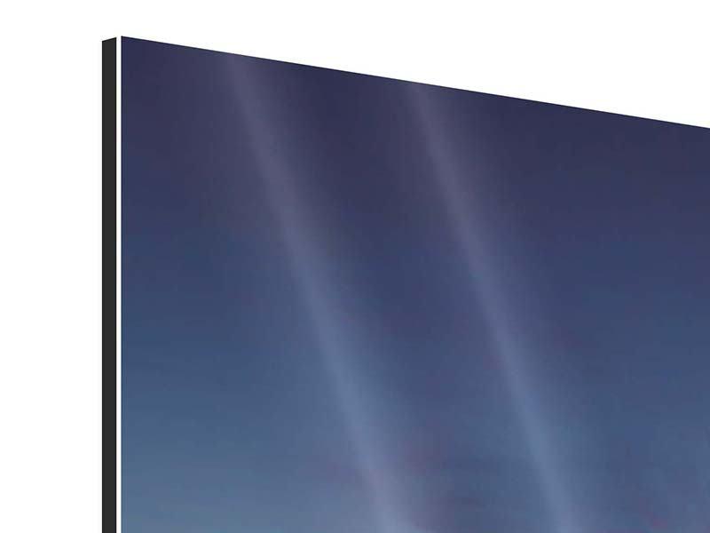 Aluminiumbild Panorama Berlin