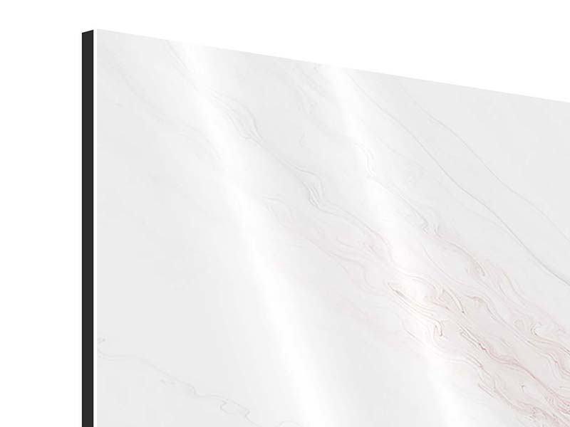 Aluminiumbild Panorama Herzspiegelung