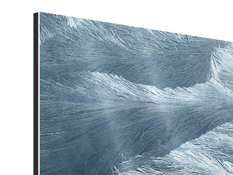 Aluminiumbild Panorama Eis